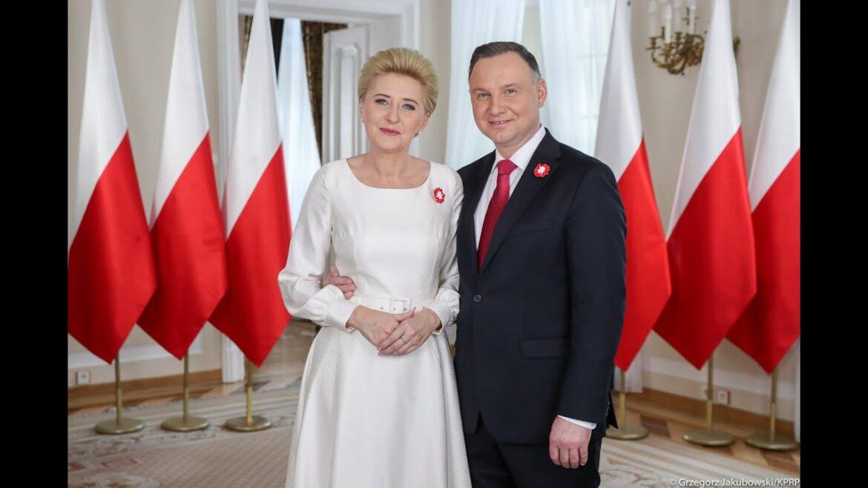 Życzenia Pary Prezydenckiej z okazji Dnia Polonii i Polaków za Granicą