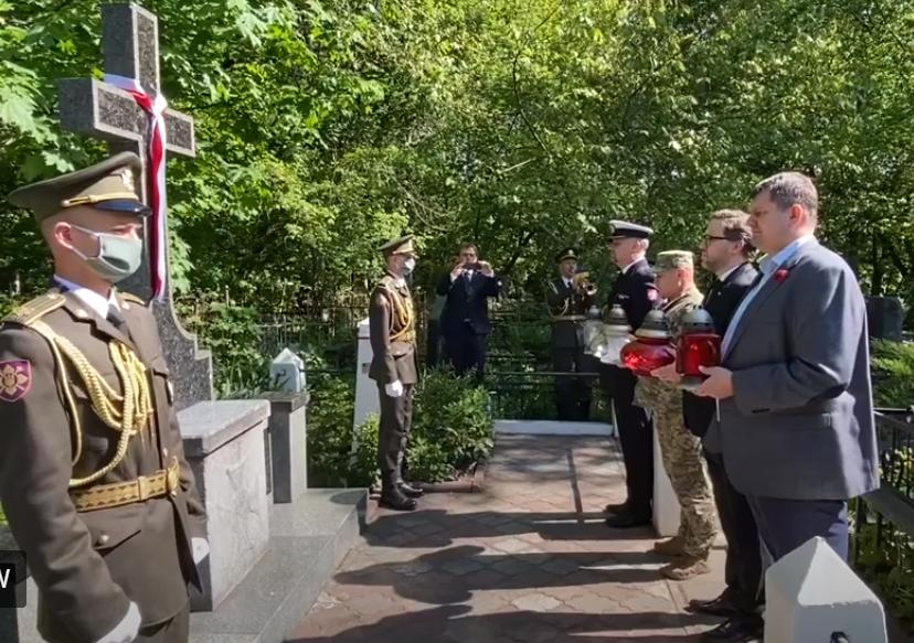 100. rocznica Sojuszu Piłsudski-Petlura. Obchody w Kijowie